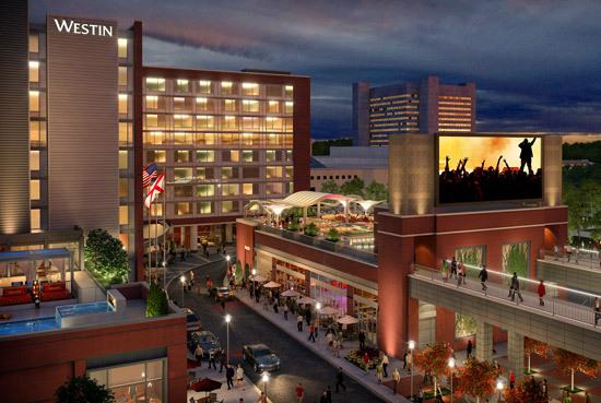 Westin Hotel Oklahoma City