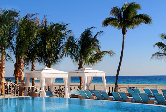 Sheraton Fort Lauderdale Beach Hotel Fort Lauderdale Fl