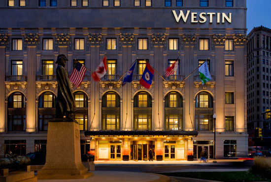 Image result for Westin Book Cadillac