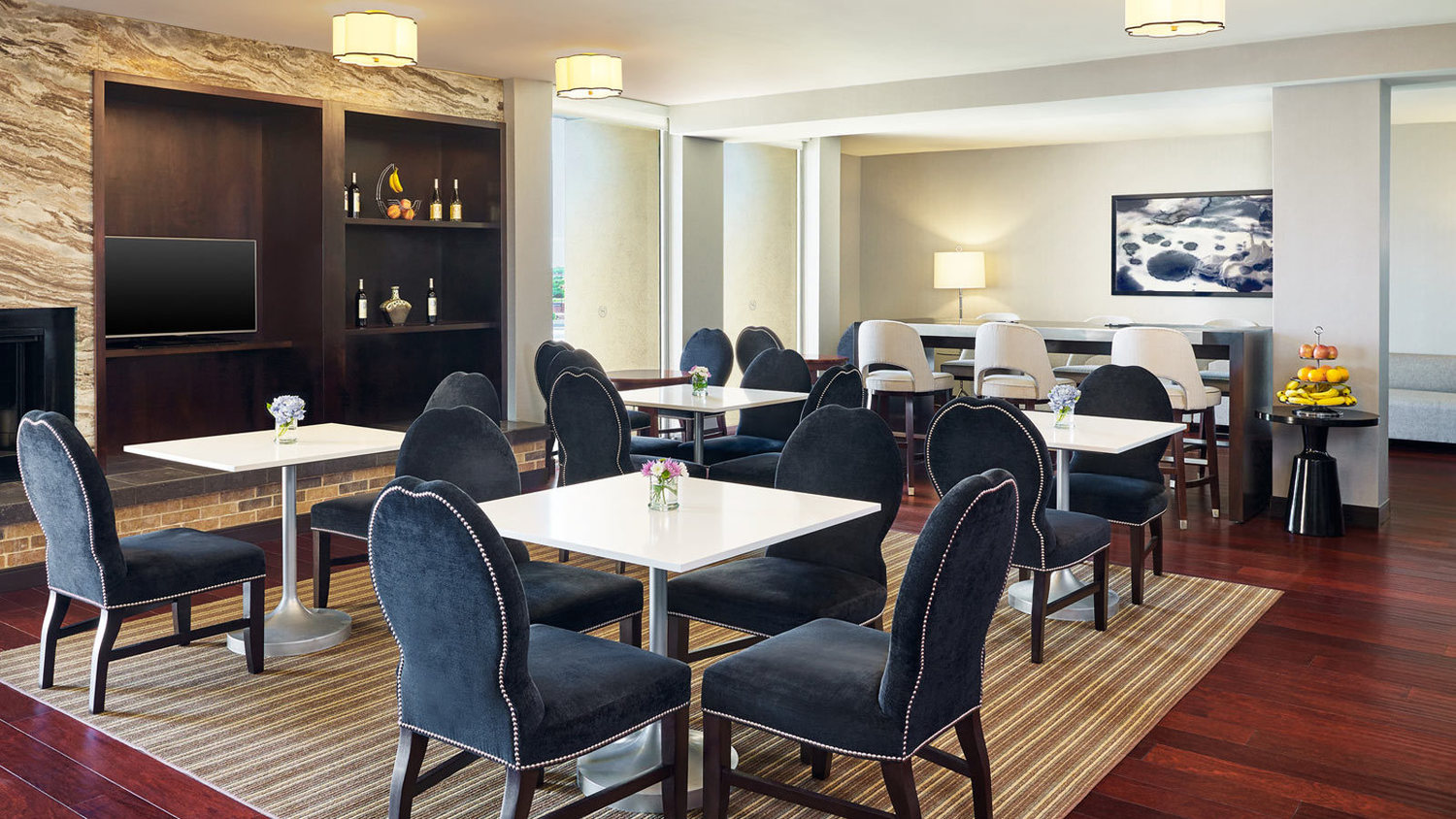 Room Attendant At Sheraton Fort Worth Hotel Spa
