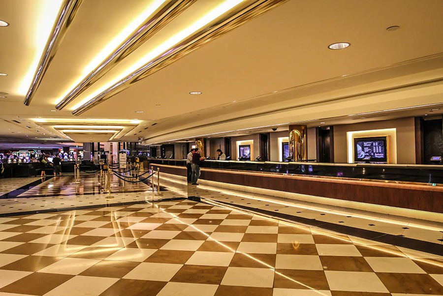 M resort casino jobs