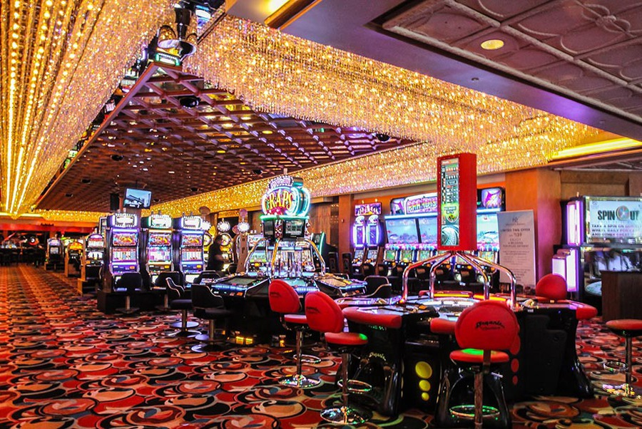 vegas strip online casino login