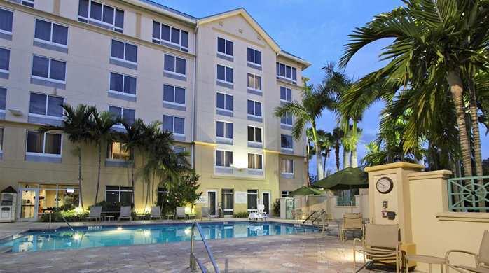 Hilton Garden Hotel Ft Lauderdale Airport