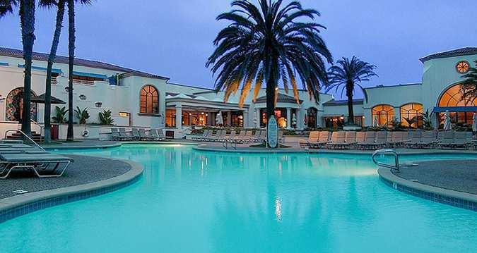 Ocean View Hotel Huntington Beach Ca
