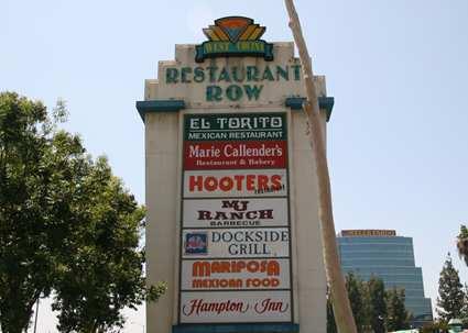 Restaurant Row West Covina