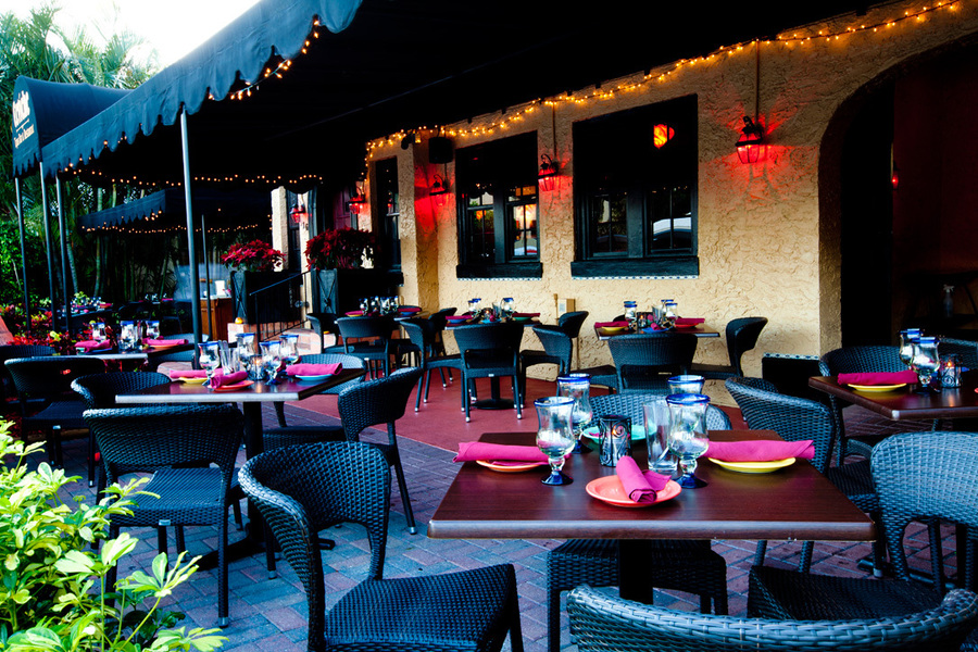 Rooftop Restaurant Delray Beach