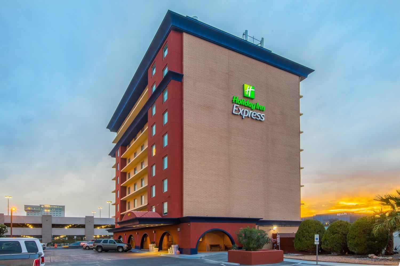 Employer Profile | Holiday Inn Express El Paso-Central | El