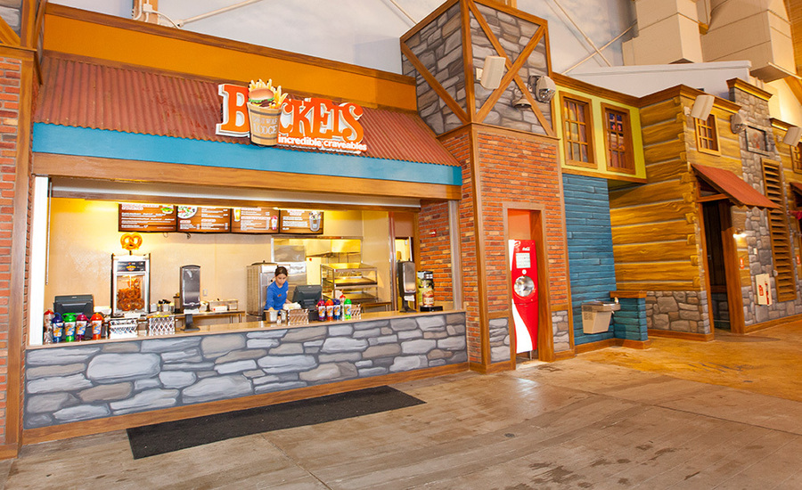 Food At Great Wolf Lodge New England