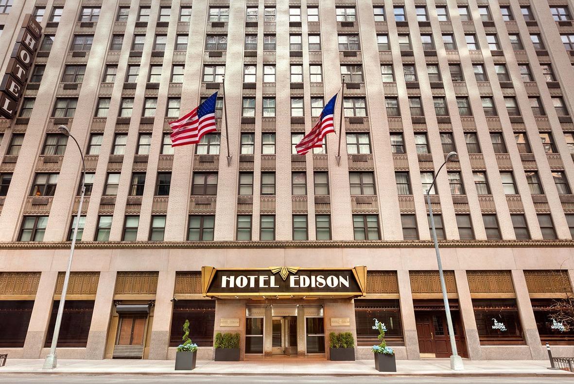 Hotel Edison New York Ny Jobs Hospitality Online