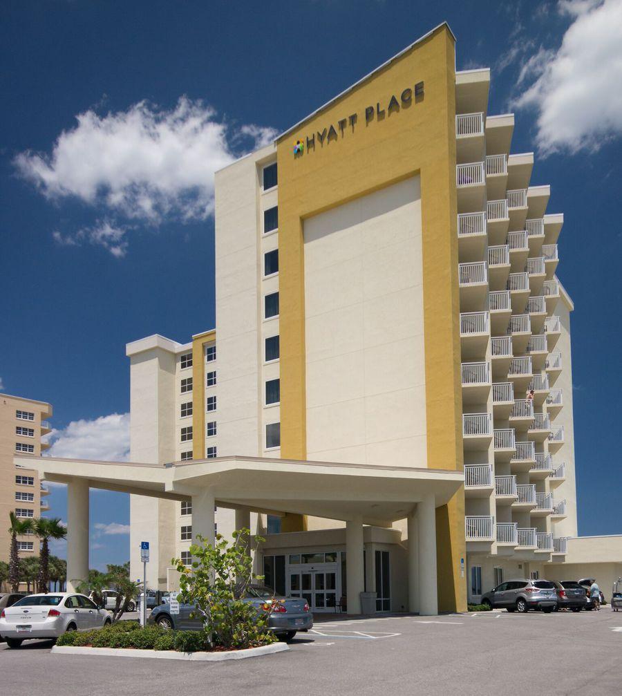 About This Employer 143 Room Hotel Daytonabeach Place Hyatt