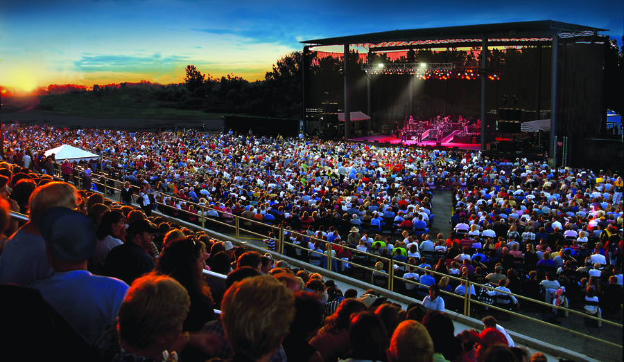 Treasure Island Mn Amphitheater