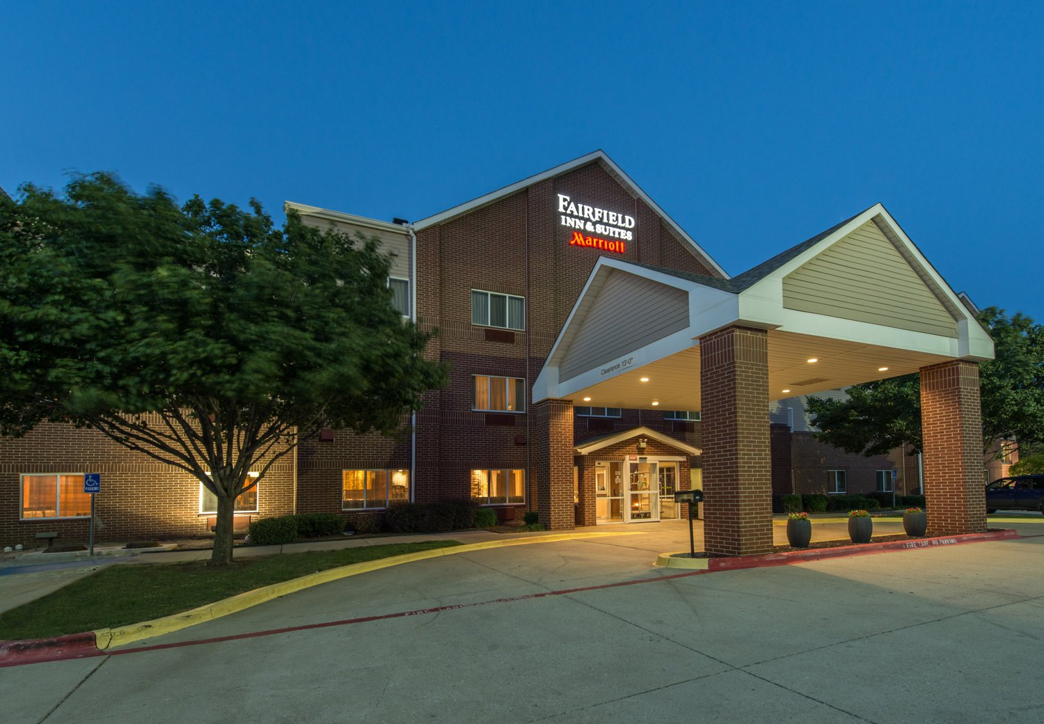 Hotel South Fort Worth