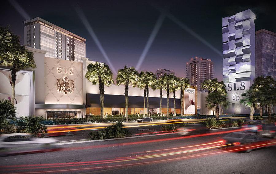 Sls las vegas hotel /u0026 casino jobs ca casino map