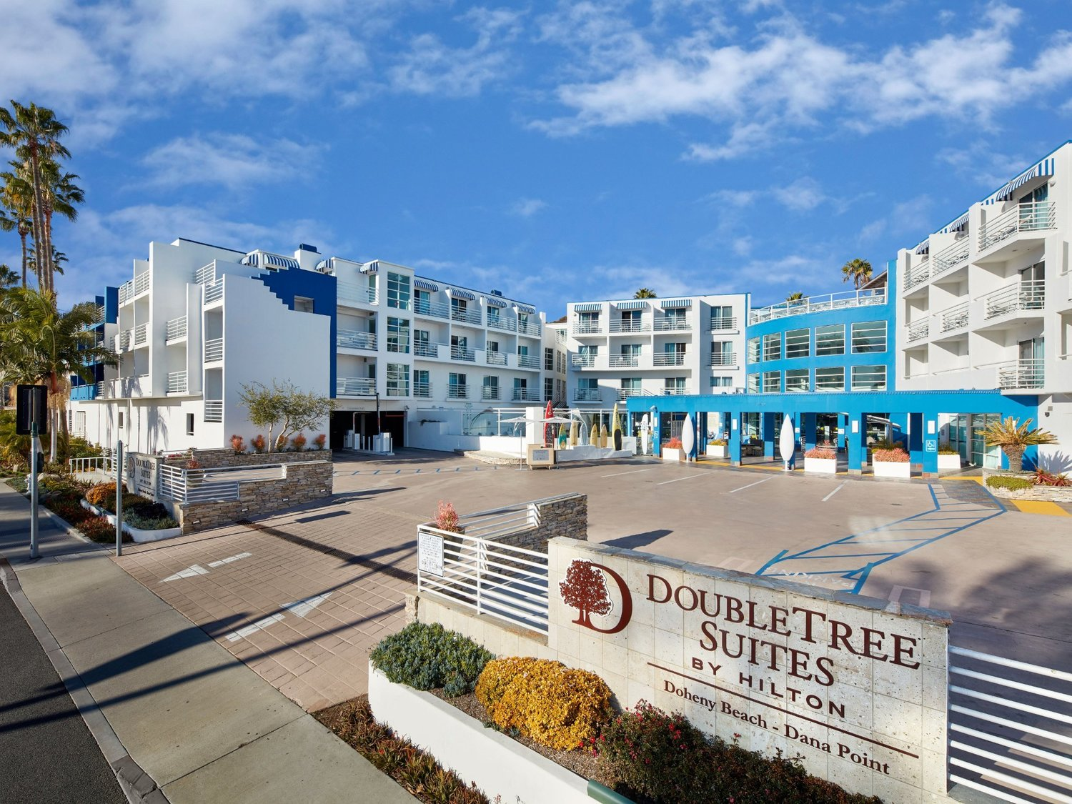 Doubletree By Hilton Hotel Doheny Beach Dana Point