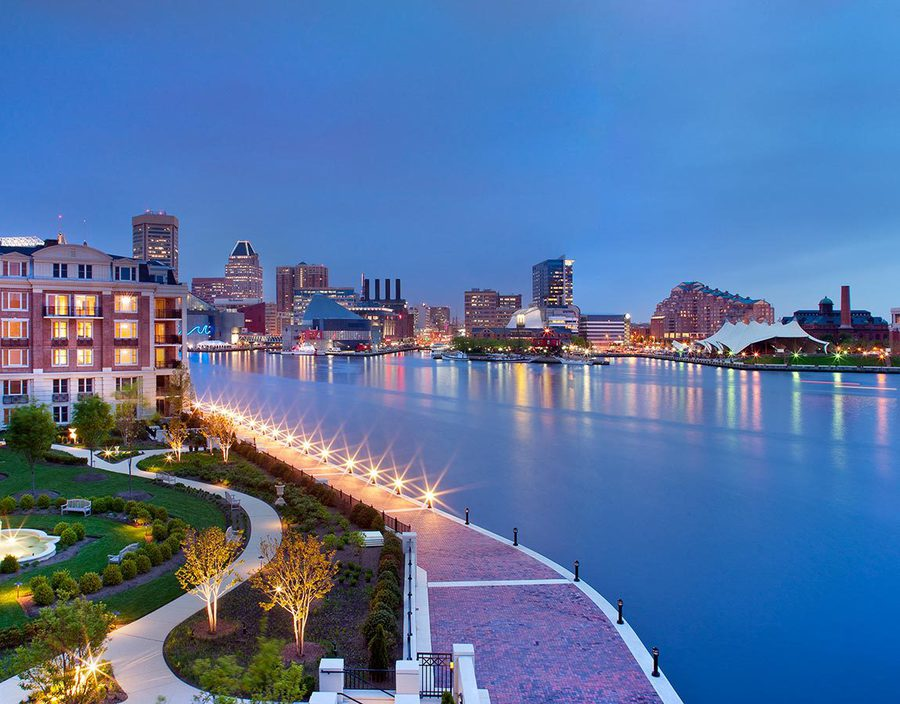 The Ritz Carlton Residences Inner Harbor Baltimore