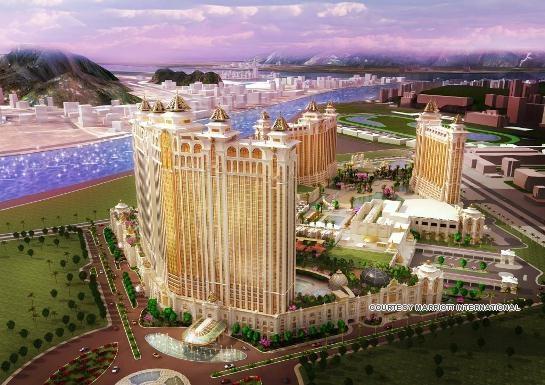 Jw Marriott Hotel Macau Macau Taipa China Jobs