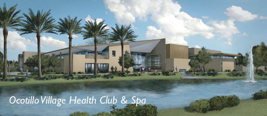 Village Health Club And Spa Ocotillo