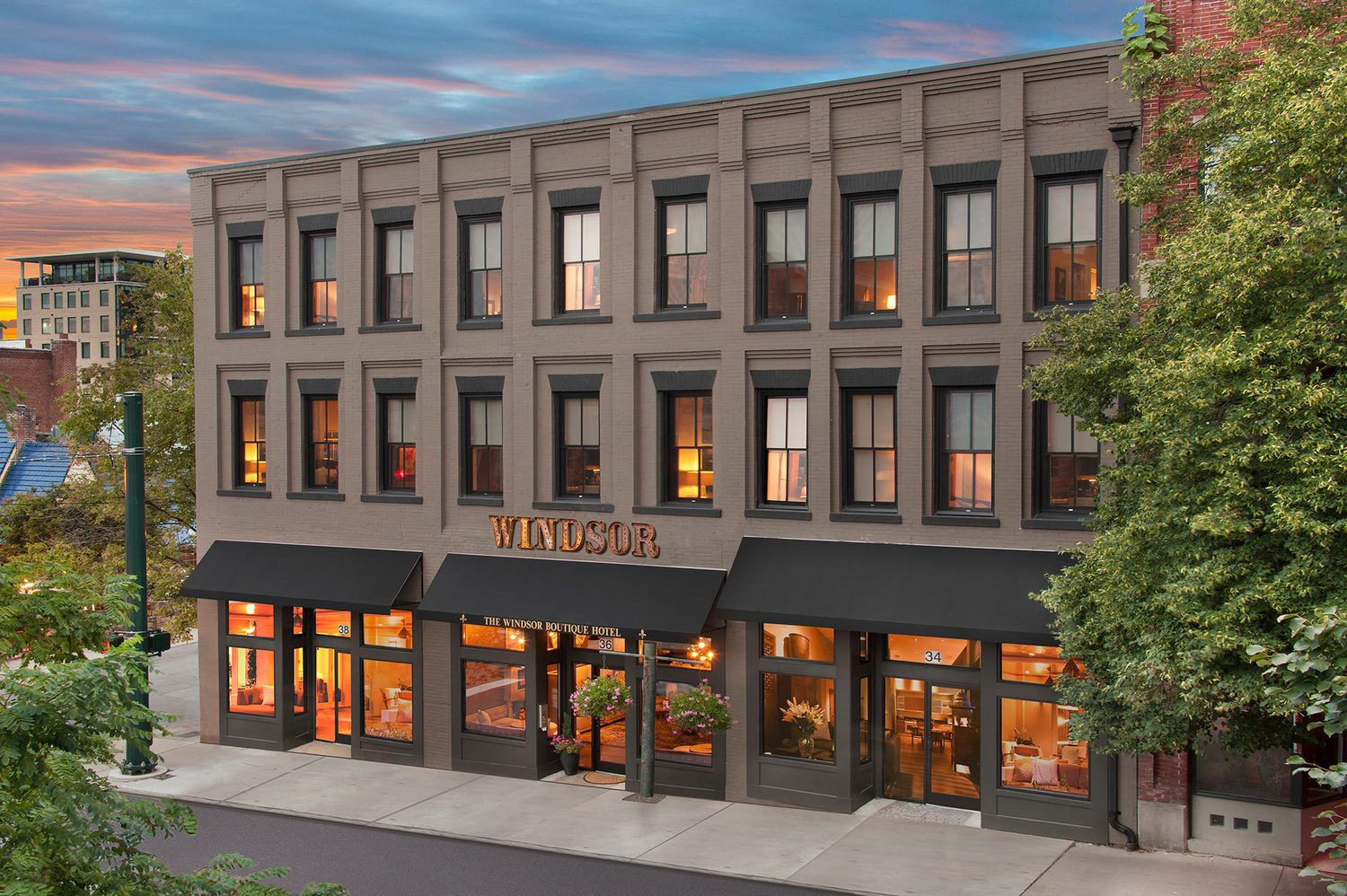 The Windsor Boutique Hotel Asheville Nc Jobs
