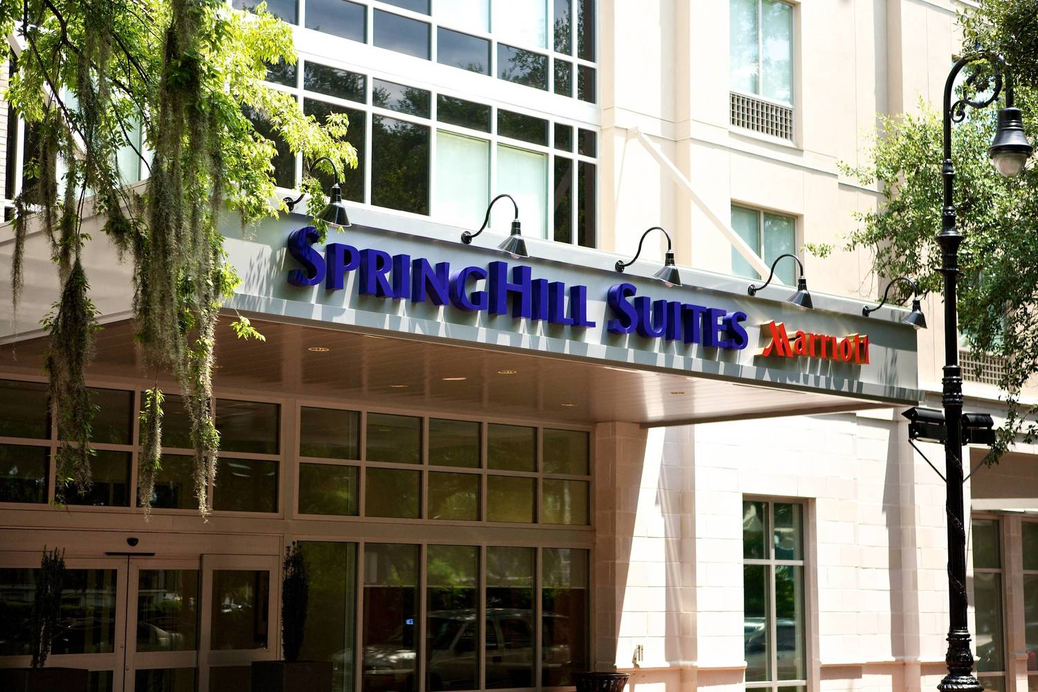 Springhill Suites By Marriott Savannah Downtown Historic