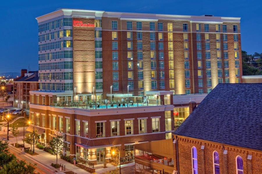 Employer Profile Hilton Garden Inn Nashville DowntownConvention