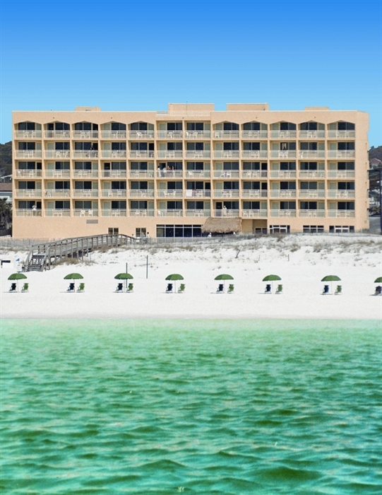 Best Western Ft Walton Beachfront Hotel