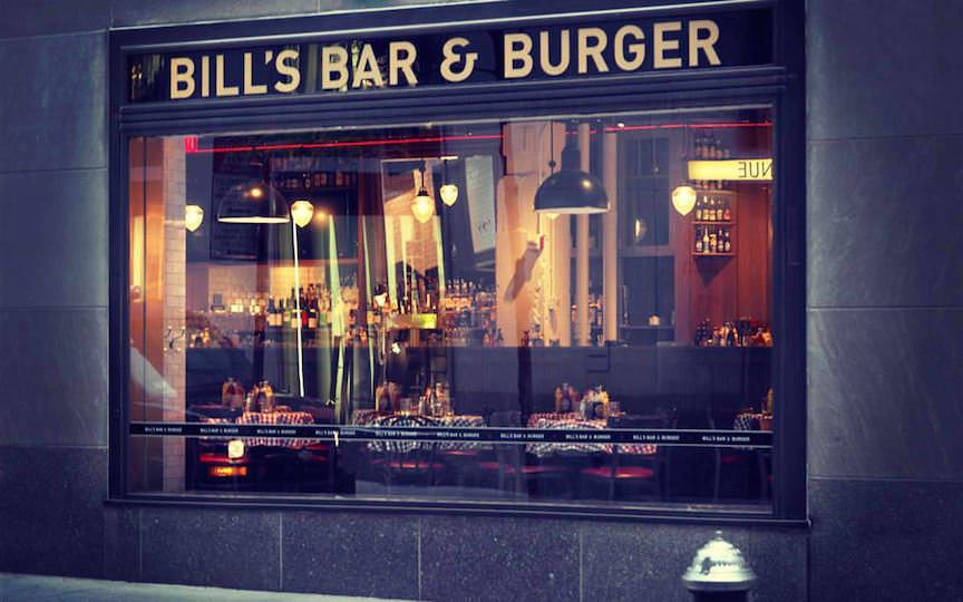 Bill's Bar & Burger Rockefeller Center, New York, NY Jobs ...