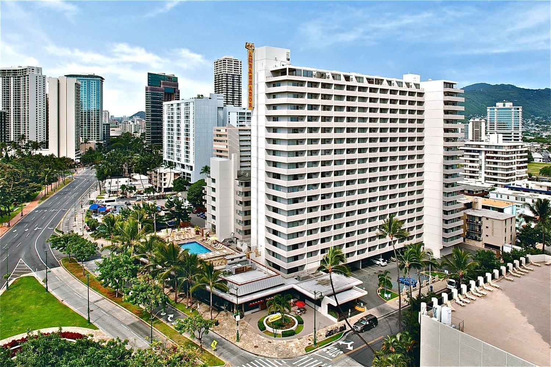 Ambador Hotel Waikiki 710128 L