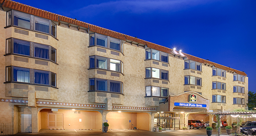 Best Western Plus Seville Plaza Hotel Kansas City