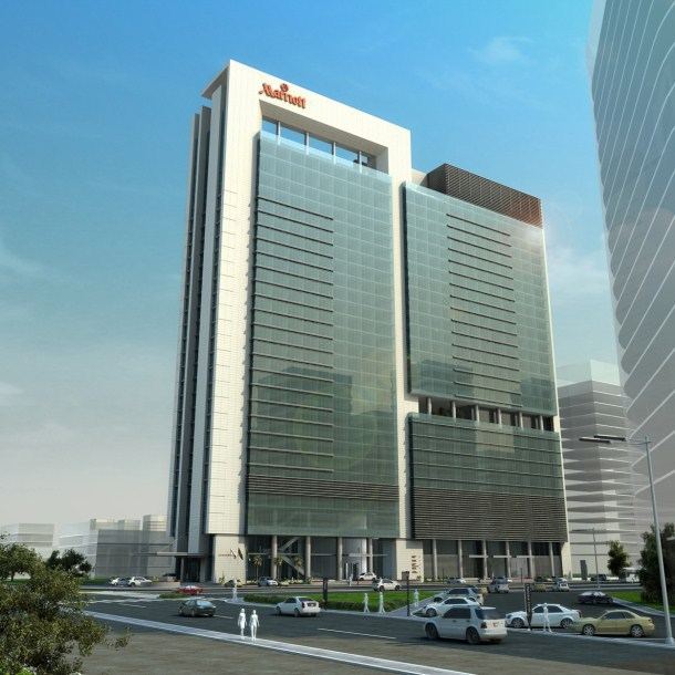Marriott Executive Apartments Downtown, Abu Dhabi, Abu