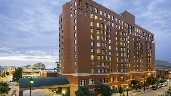 Hilton Hotel Downtown Springfield Il