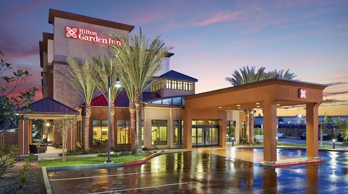 Hilton Hotel Mall San Gabriel