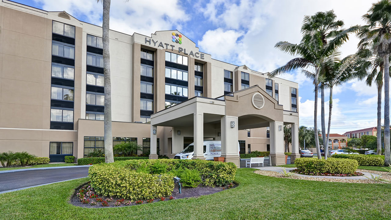 Front Desk Night Clerk Job Hyatt Place Miami Airport Doral Miami