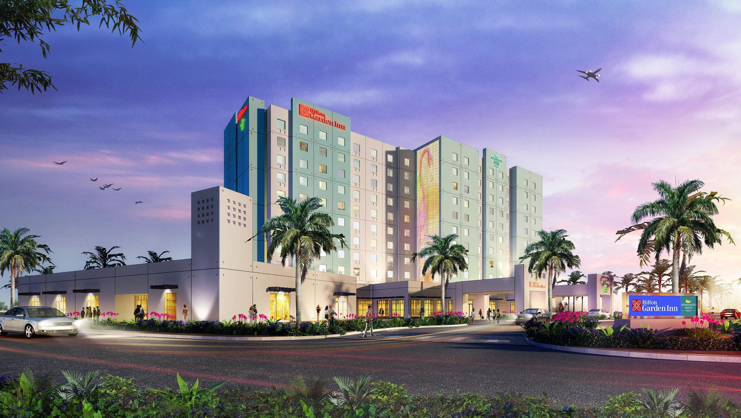Hilton garden inn miami dolphin mall miami fl jobs - Hilton garden inn grand ave chicago ...