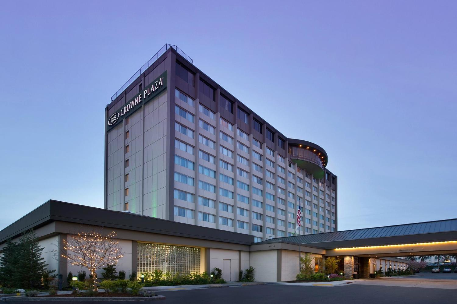 Crowne Plaza Seattle Airport Seattle Wa Jobs
