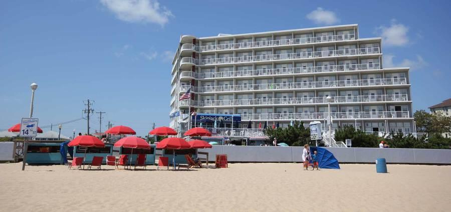 The Commander Hotel Ocean City Md