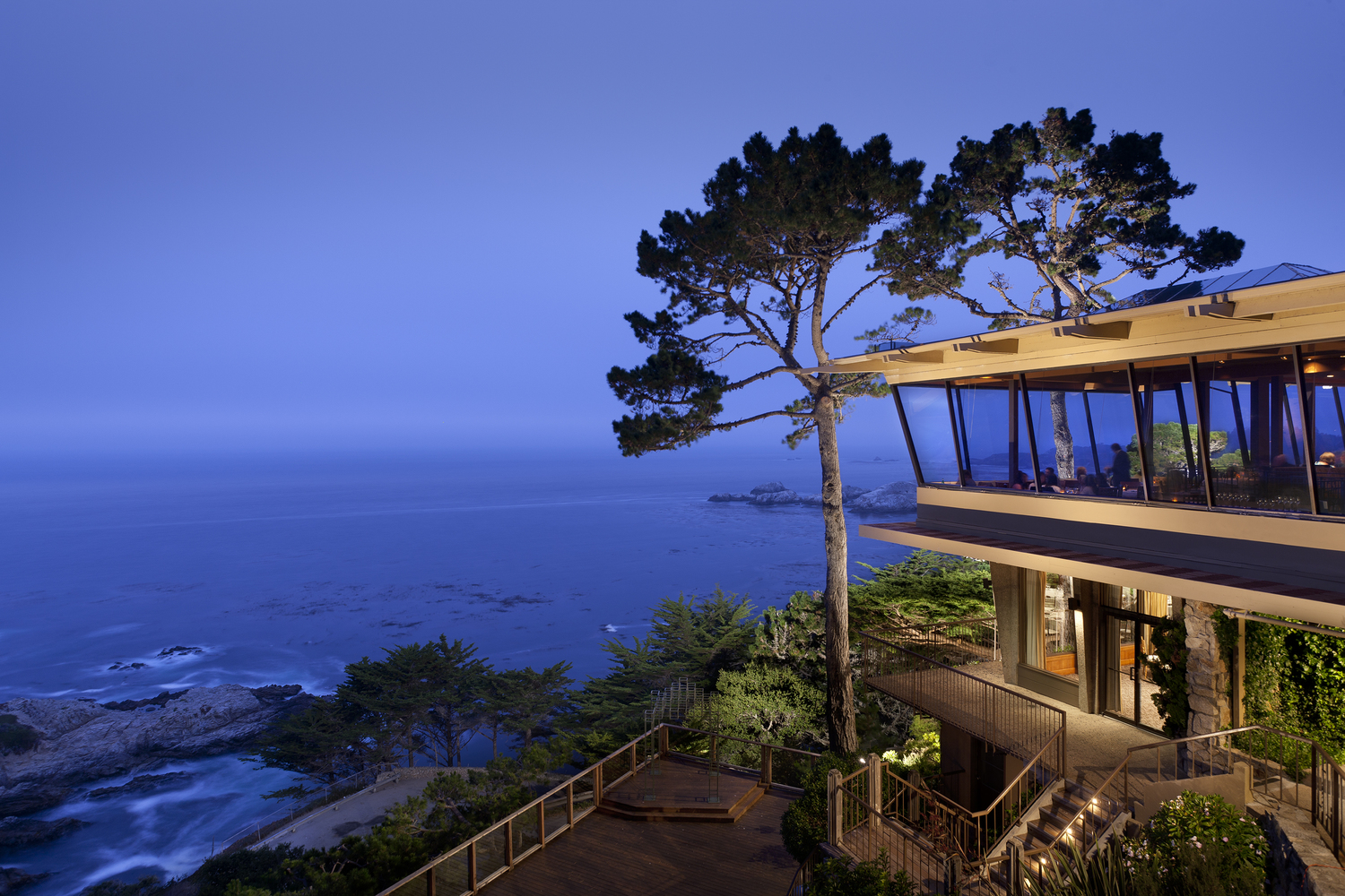 Carmel By The Sea Boutique Hotels