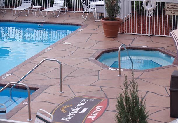 Residence Inn Pool & Whirlpool