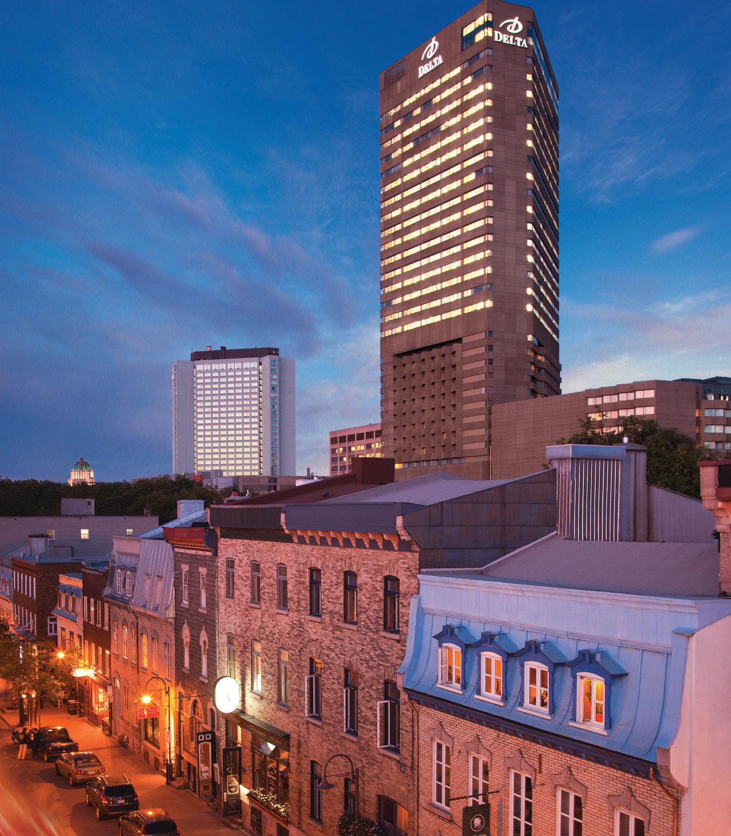 Delta Hotels Quebec Qu 233 Bec Qc Canada Jobs Hospitality