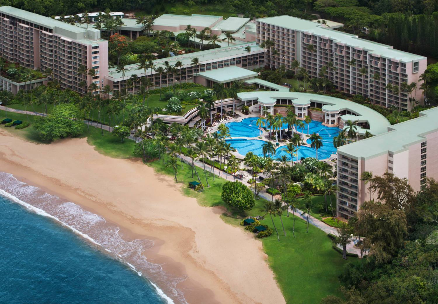 Marriott S Kaua I Beach Club 619608 L