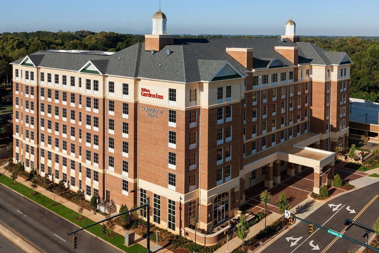 Homewood Suites And Hilton Garden Inn