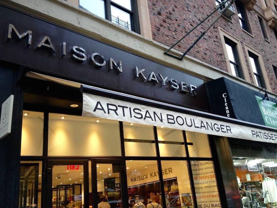 maison new york interesting maison kayser uws menu selections maison kayser new york with. Black Bedroom Furniture Sets. Home Design Ideas