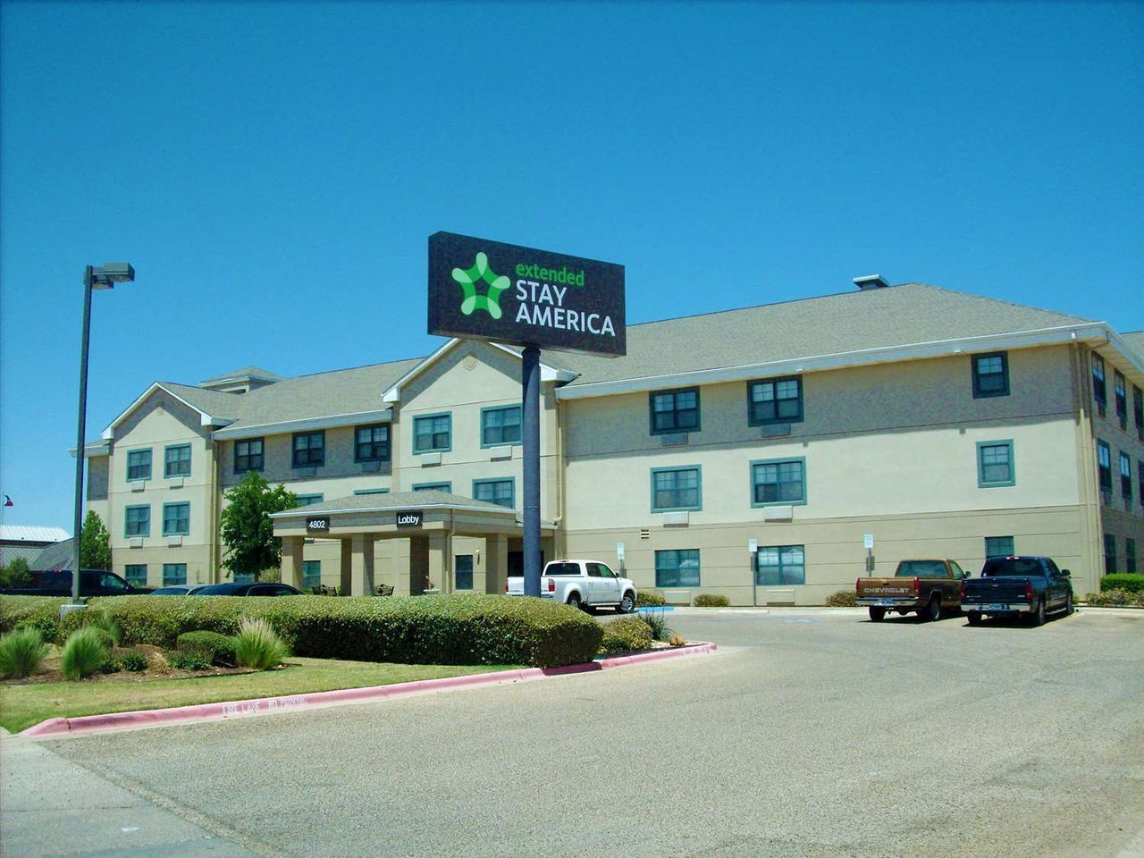 General Manager Job Extended Stay America Lubbock