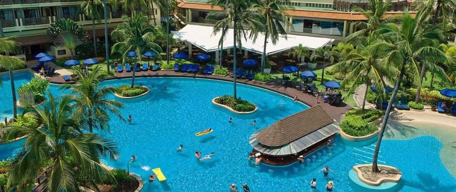 phuket marriott resort  u0026 spa  merlin beach  phuket  patong