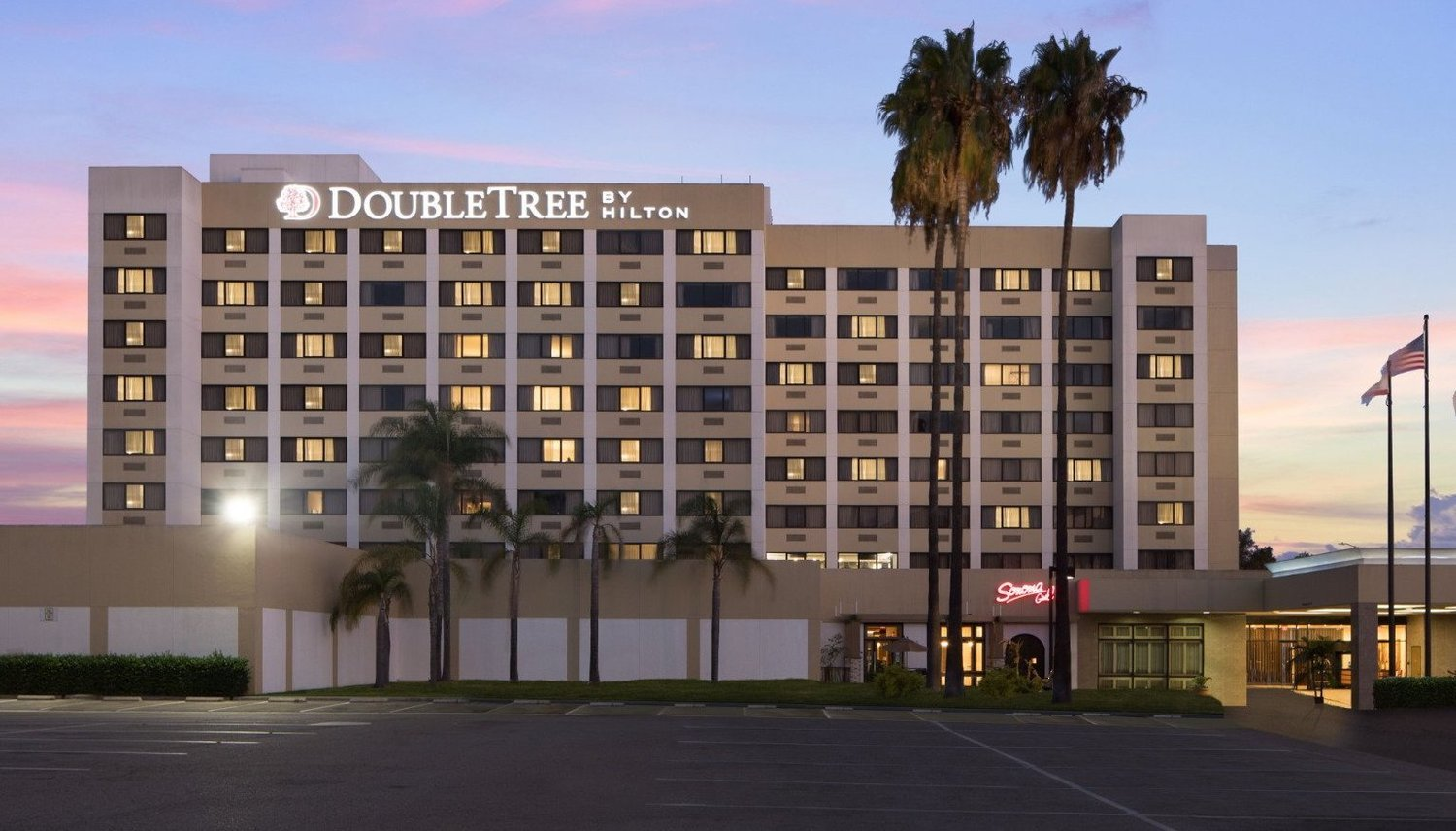Employer Profile Doubletree By Hilton Hotel Los Angeles