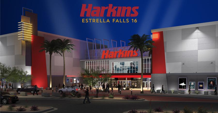 harkins theatres estrella falls 16 goodyear az jobs