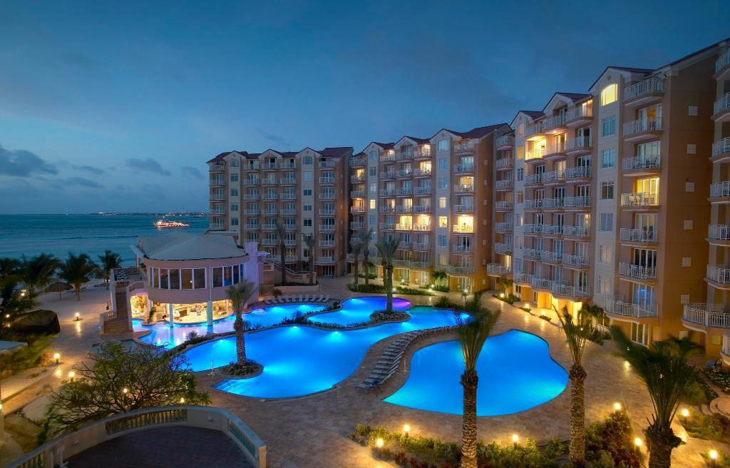 Divi Aruba Phoenix Resort Palm Beach Palm Eagle Beach