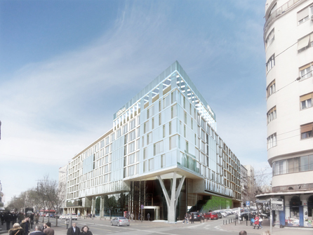 Hilton belgrade belgrade serbia jobs hospitality online for Design hotel belgrade