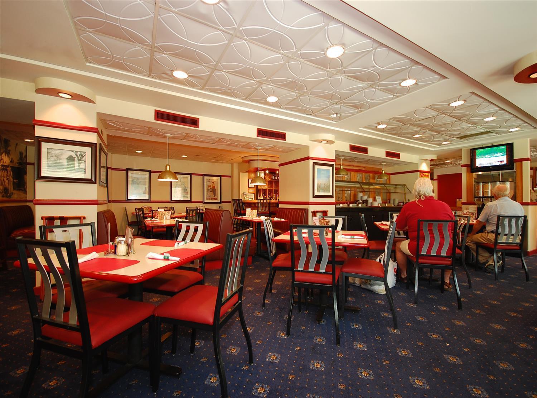 Restaurants Near Best Western Arlington Va