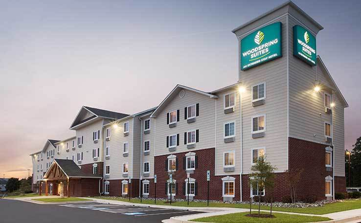 Woodspring Suites Baltimore White Marsh 602468 L