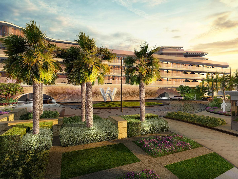 W Dubai The Palm Dubai United Arab Emirates Jobs